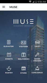 Muse Residences poster