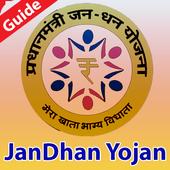 Guide For Pradhan Mantri JAN DHAN Yojana 2020 icon