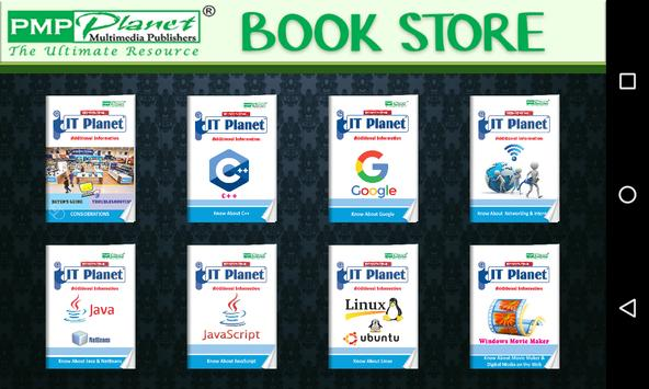 PM Publisher Books Store poster