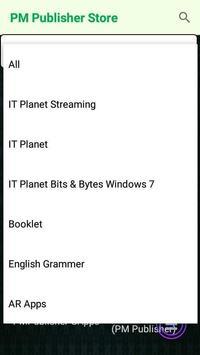 PM Publisher Books Store screenshot 2