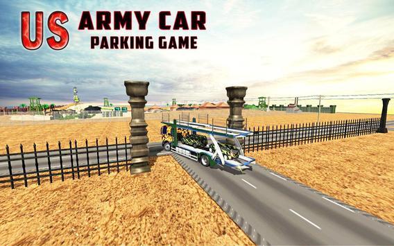 Army Cars Transport Truck 2018 截圖 7