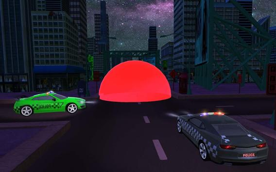 Advance Police Car Parking: SUV Parking Game 2018 imagem de tela 4