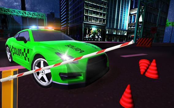 Advance Police Car Parking: SUV Parking Game 2018 imagem de tela 5