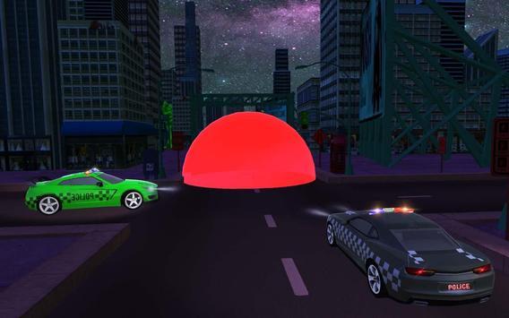 Advance Police Car Parking: SUV Parking Game 2018 imagem de tela 9