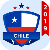 Unlimited CHILE VPN Proxy : Free VPN Master 2019 icon