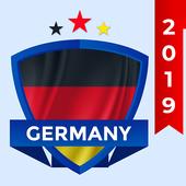 Unlimited GERMANY VPN Proxy :Free  VPN Master 2019 icon