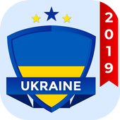 Unlimited UKRAINE  VPN Proxy : Free  VPN Master icon