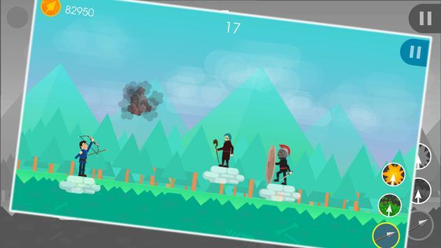 Funny Archers screenshot 2
