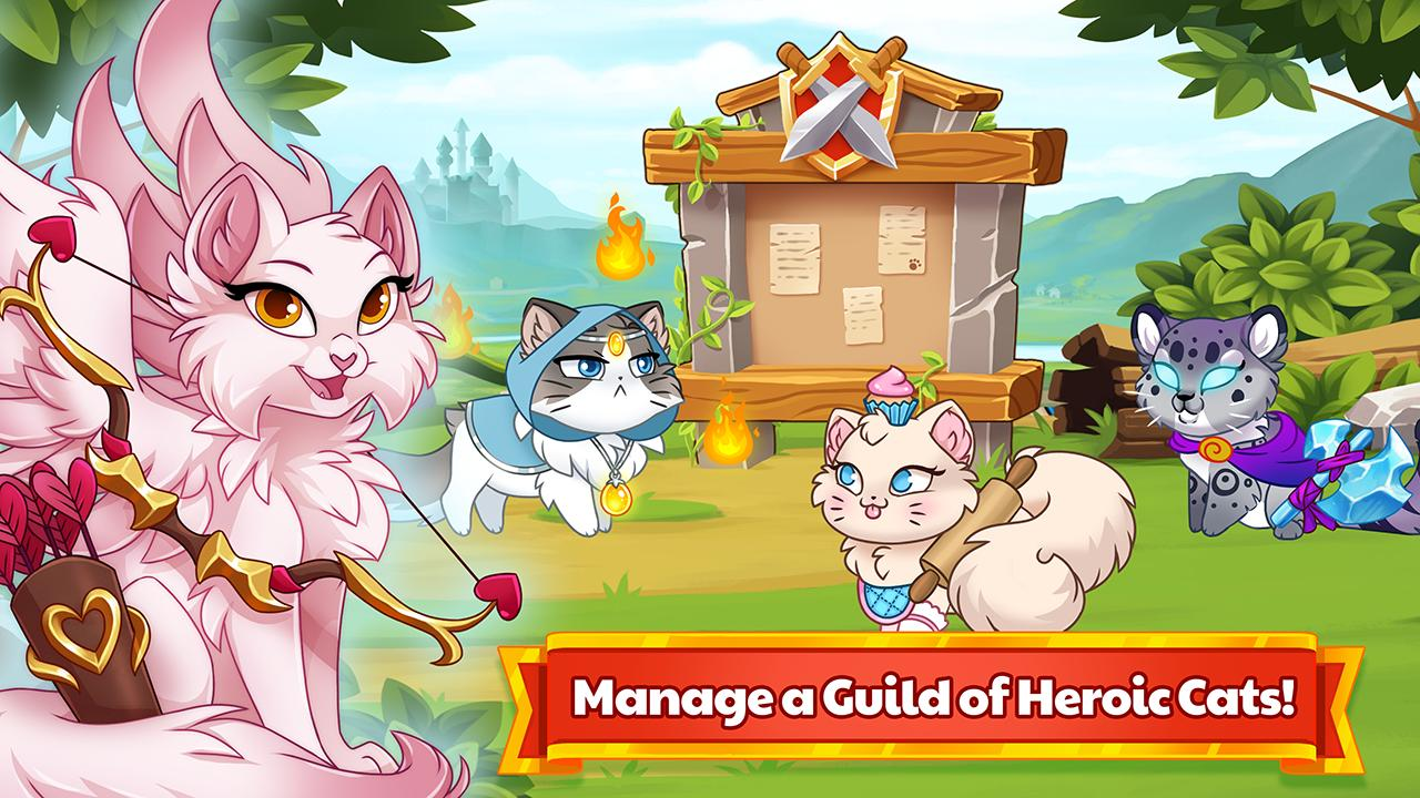Castle Cats for Android - APK Download
