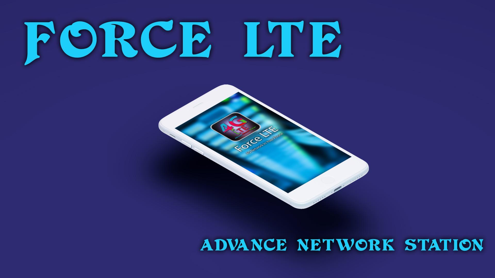Force LTE Only for Android - APK Download
