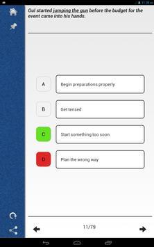 Pocket Verbal Ability screenshot 3