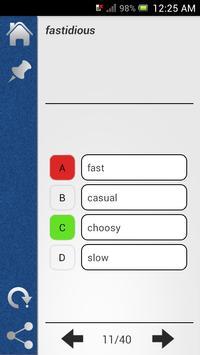 Pocket Verbal Ability screenshot 2