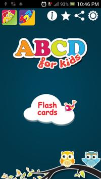 ABC for Kids poster