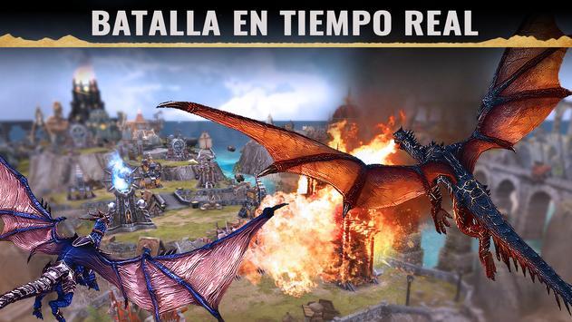 War Dragons captura de pantalla 13
