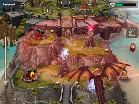 War Dragons स्क्रीनशॉट 11