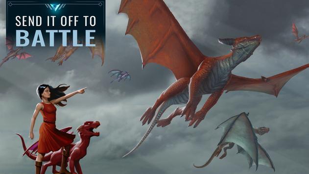 War Dragons स्क्रीनशॉट 7