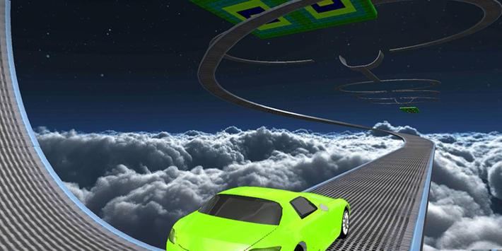 ramp car driving stunt screenshot 1