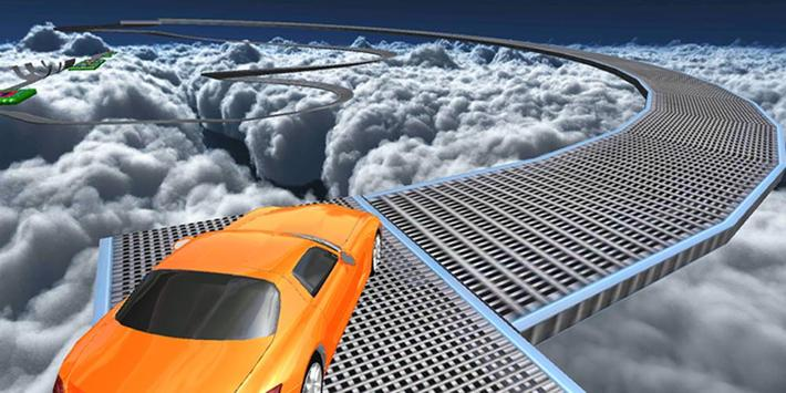 ramp car driving stunt screenshot 2