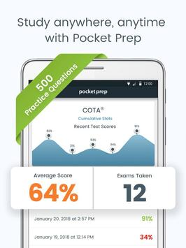 OTA Pocket Prep स्क्रीनशॉट 14