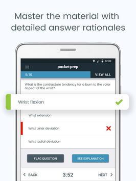 OTA Pocket Prep स्क्रीनशॉट 8