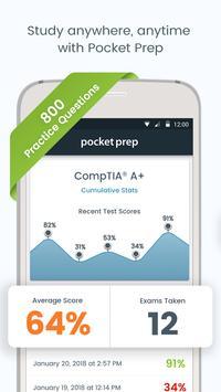 CompTIAA+ Pocket Prep poster