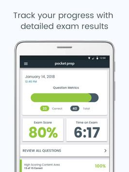 CompTIA Network+ Pocket Prep скриншот 10
