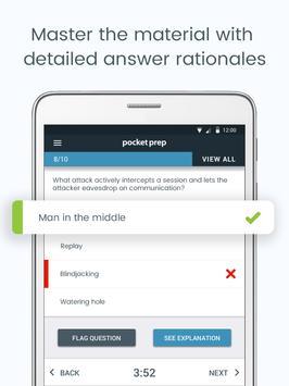 CompTIA Security+ Pocket Prep Screenshot 8
