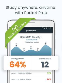 CompTIA Security+ Pocket Prep Screenshot 14