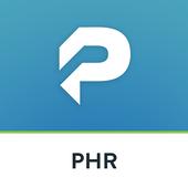 PHR 圖標