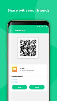 Pocket QR : FREE Bar Code & QR Scanner, Generator screenshot 1