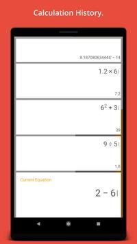 Pocket Scientific Calculator screenshot 4