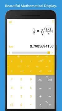 Pocket Scientific Calculator poster