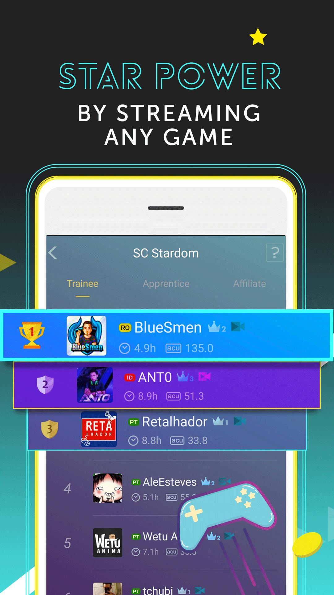 StreamCraft for Android - APK Download