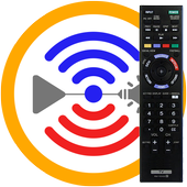 Sony Blu-Ray Player & TV Remote - Unofficial icon