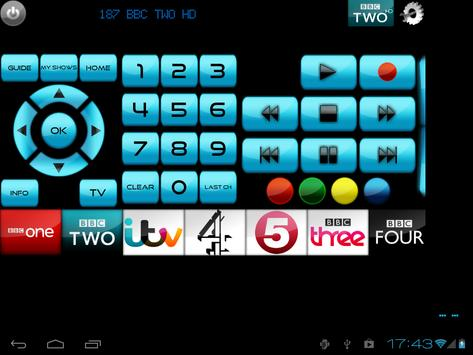 Sony Blu-Ray Player & TV Remote - Unofficial screenshot 10