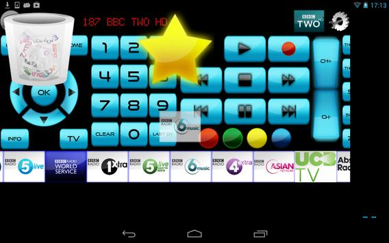 Sony Blu-Ray Player & TV Remote - Unofficial screenshot 6
