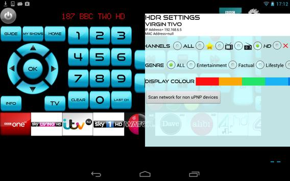 Sony Blu-Ray Player & TV Remote - Unofficial screenshot 7