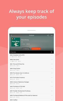 Podcast App & Podcast Player - Podbean screenshot 16