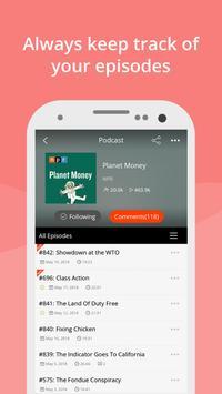 Podcast App & Podcast Player - Podbean screenshot 2
