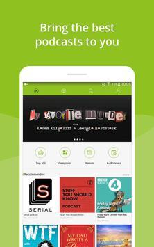 Podcast App & Podcast Player - Podbean screenshot 7