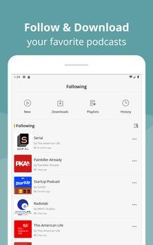 Podcast App & Podcast Player - Podbean screenshot 8