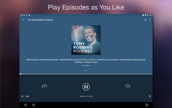 Podcast Player screenshot 6