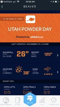 Ski Utah تصوير الشاشة 2