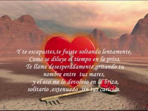 Poemas de amor con imagenes captura de pantalla 3