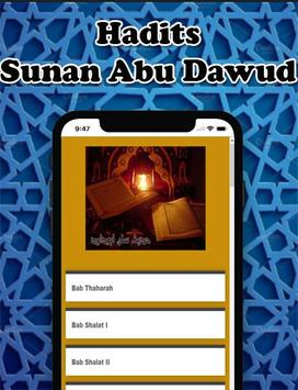 Hadits Sunan Abu Dawud poster