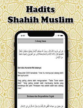 Hadits Sahih Muslim  Terlengkap screenshot 5
