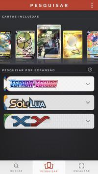 Dex de Cartas do Pokémon Cartaz