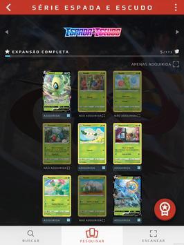 Dex de Cartas do Pokémon imagem de tela 14