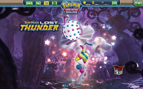 Pokémon TCG Online 海报