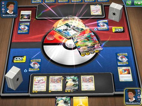 Pokémon TCG Online ảnh chụp màn hình 3